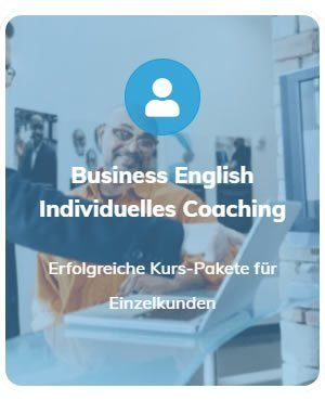 Business Englisch Coaching in Stuttgart